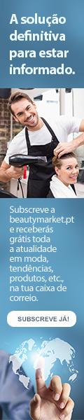 Toda a atualidade de estética e cabeleireiro profissional a apenas um clique na tua caixa de e-mail!