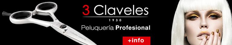 3 Claveles Peluquería Profesional desde 1930.
