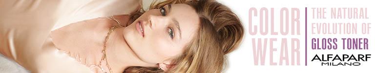 Color Wear de Alfaparf Milano - The Natural Evolution of Gloss Toner