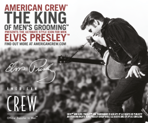 AMERICAN CREW - The King of men