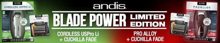 ANDIS Blade Power Limited Edition