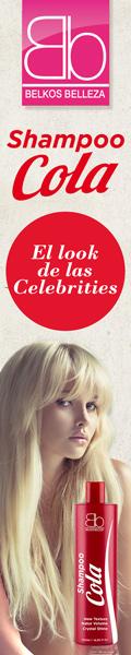 BELKOS BELLEZA: Shampoo Cola: el look de las celebrities