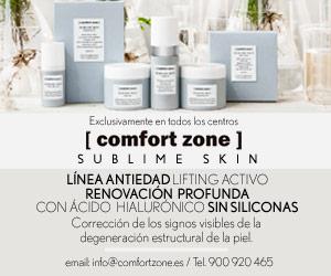 COMFORT ZONE Sublime Skin. Línea antiedad, lifting activo
