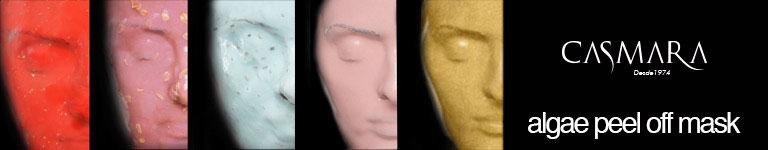 CASMARA algae peel of mask - Tratamientos Faciales Profesionales