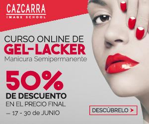 CAZCARRA. Curso on-line de Gel-Lacker. Manicura Semipermanente