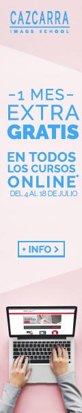 CAZCARRA. Un mes extra gratis en todos los cursos online