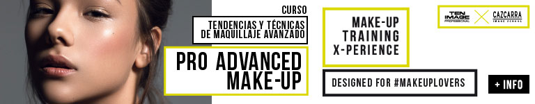 Curso Cazcarra - Pro Advanced Make Up - Tendencias y técnicas de maquillaje avanzado