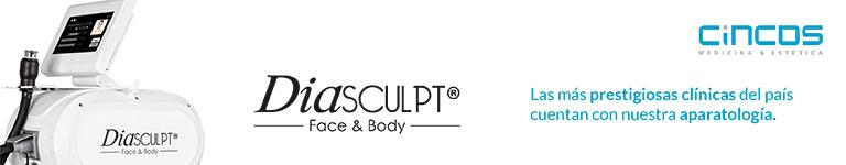 Diasculpt Face & Body Tratamiento de Rejuvenecimiento y Adelgazamiento