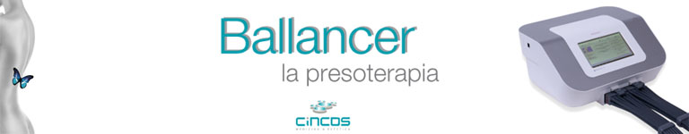 CINCOS - Ballancer, la presoterapia