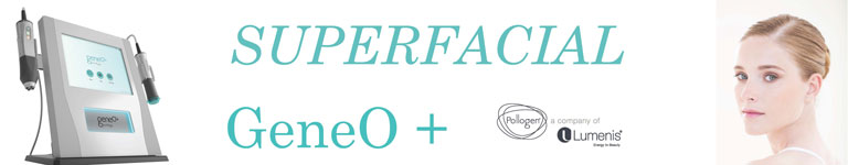 SUPERFACIAL GENEO+: cuidado facial 3 en 1