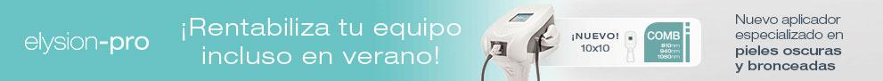 ELYSION PRO - Nuevo aplicador especializado en pieles oscuras y bronceadas