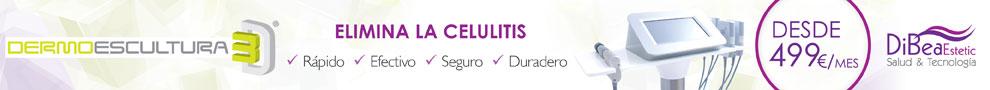 Dermoescultura 3D. Elimina la celulitis