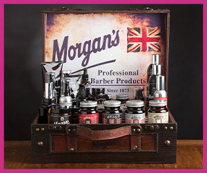 MORGAN - Professionals Barber products