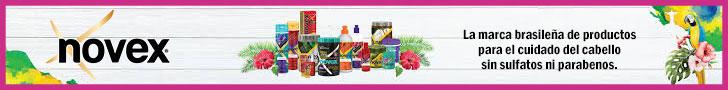 NOVEX, la marca de productos brasileña para el cuidado del cabello sin sulfatos ni parabenos