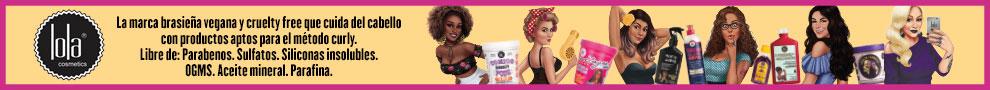 LOLA COSMETICS - La marca brasileña vegana y cruelty free que cuida dl cabello