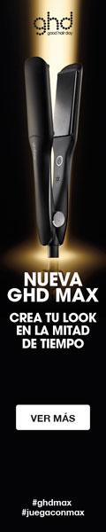 NUEVA GHD MAX - Crea tu look en la mitad de tiempo