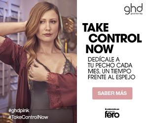TAKE CONTROL NOW: ghd vuelve a colaborar con la Fundación FERO