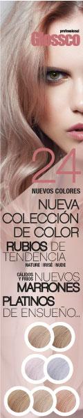 GLOSSCO PROFESSIONAL - Nueva colección de color