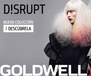 Goldwell. Descubre la nueva colecci�n DISRUPT