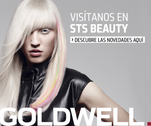 Goldwell. Vis�tanos en STS Beauty Barcelona