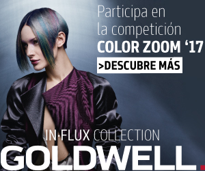 GOLDWELL. Participa en la competición Color Zoom