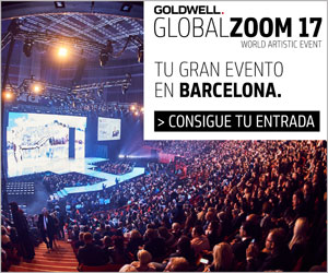 GOLDWELL Global Zoom 17. Tu gran evento en Barcelona. Consigue tu entrada
