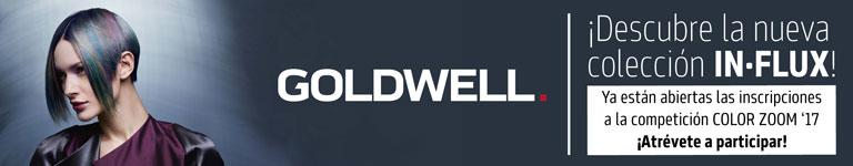 GOLDWELL. Descubre la nueva colección In-Flux!