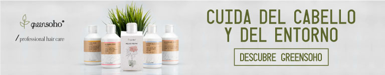 Cuida del cabello y del entorno. Descubre Greensoho