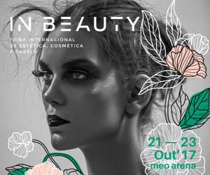 IN BEAUTY: Feira Internacional de estética, cosmética e cabelo