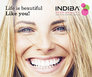Life is beautyful. Like you! INDIBA Deep Beauty