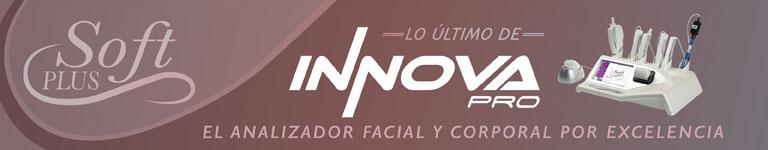 INNOVA PRO Soft plus - El analizador facial y corporal por excelencia