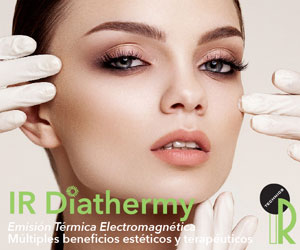 IR Diathermy: equipo avanzado de emisión térmica electromagnética con múltiples beneficios estéticos y terapéuticos