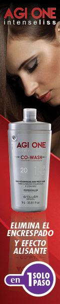 AGI ONE Intense Liss - Elimina el encrespado. Y efecto alisante en un solo paso