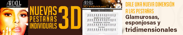 KAPALUA ARDELL PROFESSIONAL: Nuevas pesta?as Individuals 3D
