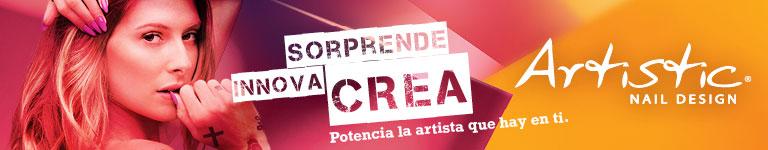 ARTISTIC NAIL DESIGN: potencia la artista que hay en ti
