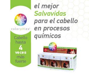 COLORPHLEX: el mejor salvavidas para el cabello en procesos químicos