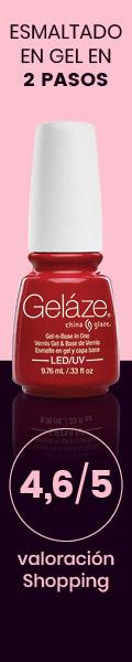 Geláze - Esmaltado en gel en 2 pasos