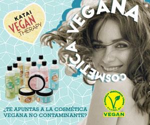 KAPALUA KATAI VEGAN THERAPY - Cosmética vegana no contaminante