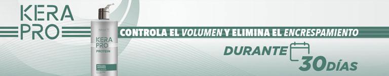 KAPALUA KERAPRO: Controla el volumen y elimina el encrespamiento dutante 30 días