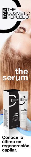 THE COSMETIC REPUBLIC: the serum, conoce lo último en regeneración capilar