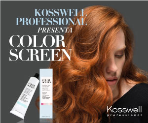 KOSSWELL PROFESSIONAL - Color Screen - 108 colores de plena tendencia