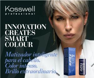 KOSSWELL MATIZA 01 - Matizador inteligente para el cabello