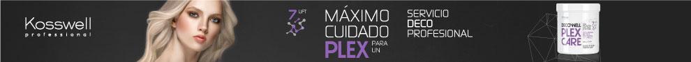 DECOWELL PLEX CARE - Máximo cuidado PLEX para un servicio Deco Profesional