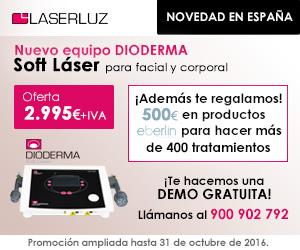 LASERLUZ. Nuevo equipo Soft L�ser facial y corporal. Oferta 2.995� + IVA
