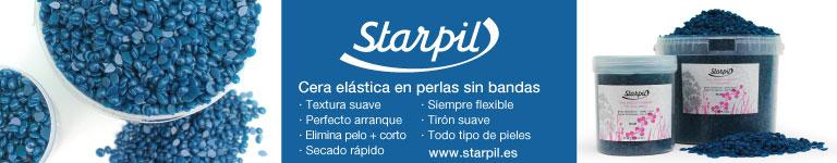 STARPIL - Cera elástica en perlas sin bandas