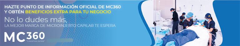 MC360, la mejor marca de microinjerto capilar