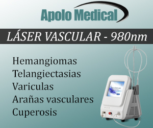APOLO MEDICAL - Láser Vascular - 980nm