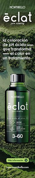 Montibello éclat: la coloración de ph ácido que transforma el color en un tratamiento