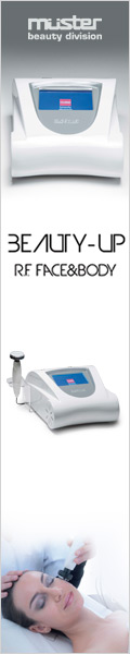 M�ster - Beauty Up - RF Face & Body
