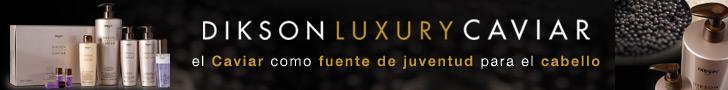 Dikson Luxury Caviar: el caviar como fuente de juventud para el cabello